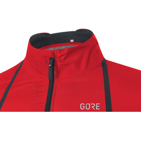 GORE WEAR C7 Light Windstopper Jacke Men red
